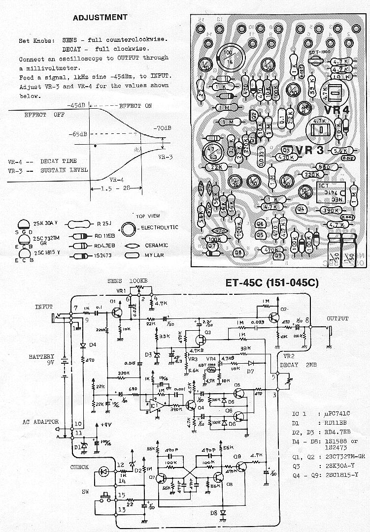 Index Of Diy Schematics Compressors Gates And Limiters