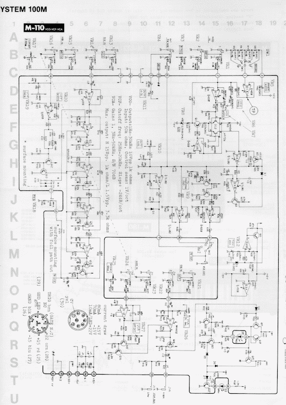 index of   diy  schematics  full synths drum synths and misc