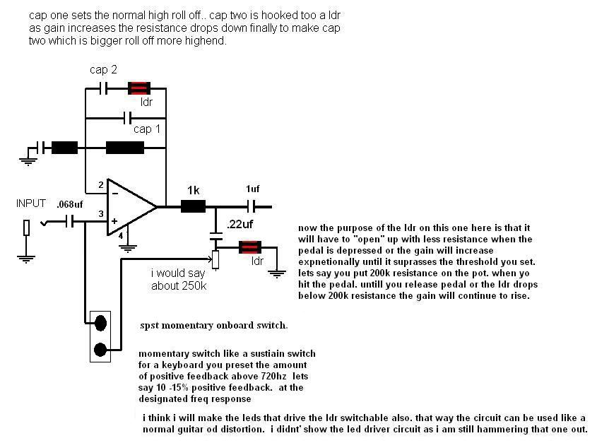 Index Of Diyschematicsguitar Synth And Misc Signal Shapers. Op Feedbacker. Wiring. Keyboard Sustain Pedal Wiring Diagram At Eloancard.info
