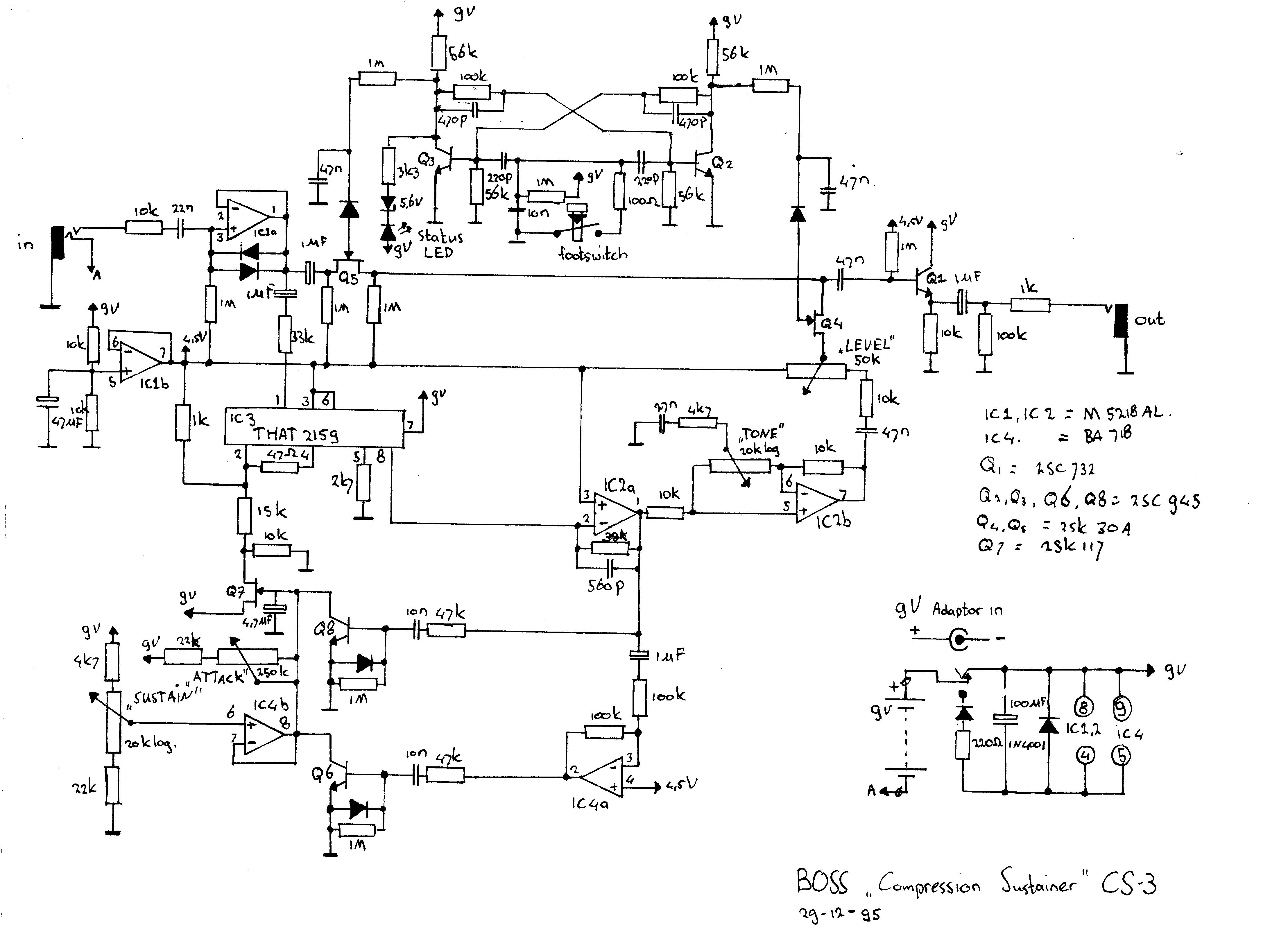 Boss Cs 3 Wiring Diagram Start Building A Rt3 Snow Index Of Diy Schematics Compressors Gates And Limiters Rh Experimentalistsanonymous Com Audio Harness