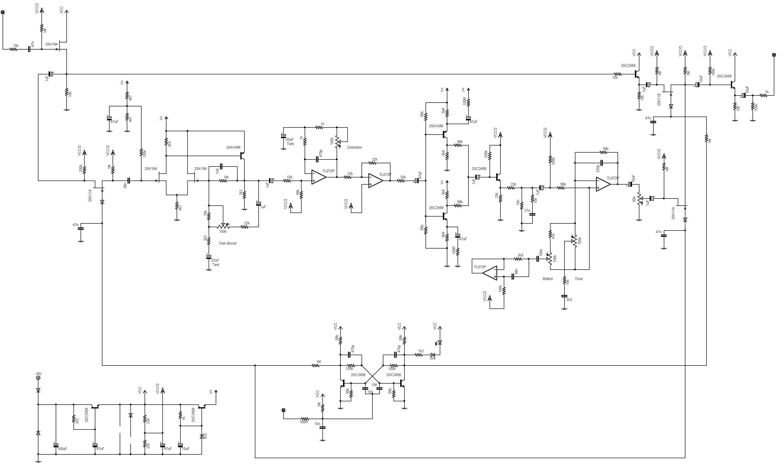 Index Of Diy Schematics Distortion Boost And Overdrive Zener Diode Schematic Free Download Wiring Diagram Boss Md 2